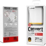 Φορτιστής LDNIO A2502Q 30W Dual USB & Καλώδιο Micro USB Quick Charge 3.0