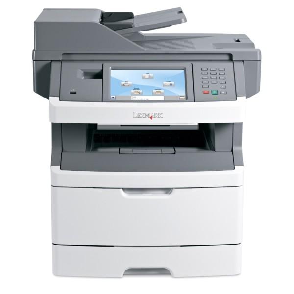 Εκτυπωτής - Φωτοτυπ. Fax LEXMARK used  X464DE, Laser ΔΙΠΛΗΣ ΟΨΗΣ, Mono, με toner