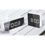 Ψηφιακό Ρολόι καθρέφτης (θερμοκρασία – Ξυπνητήρι) Μπαταρίας ή USB