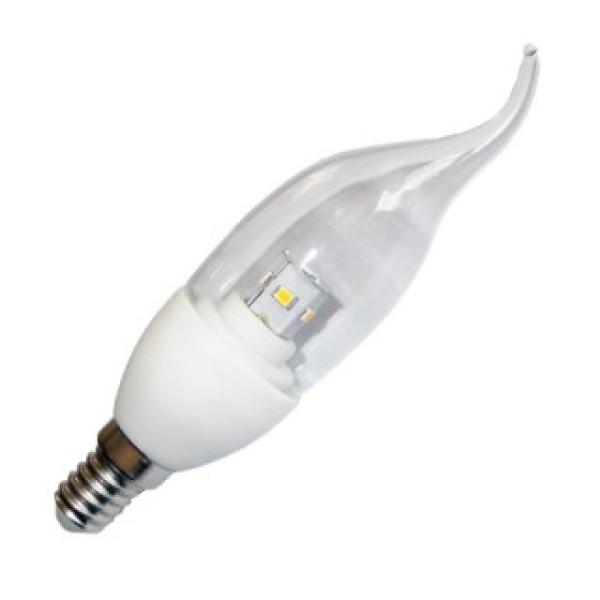 LED ΛΑΜΠΑ E14 4W 220V