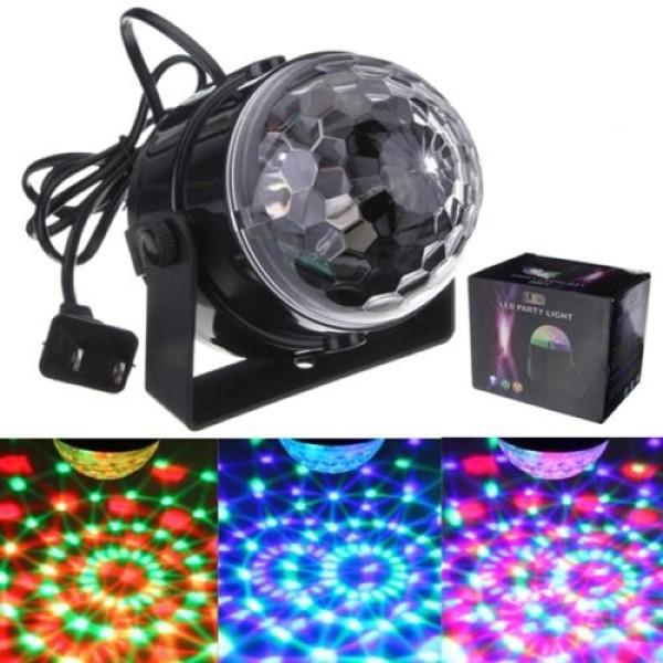 Φωτορυθμικό για Πάρτυ Disco LED