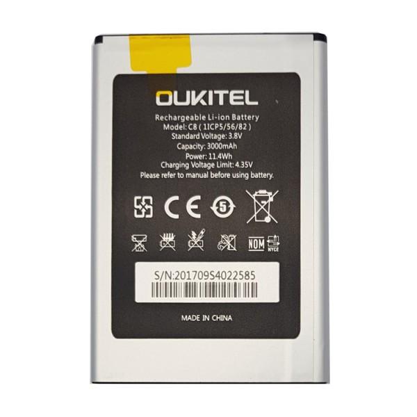 Μπαταρία για  OUKITEL C8