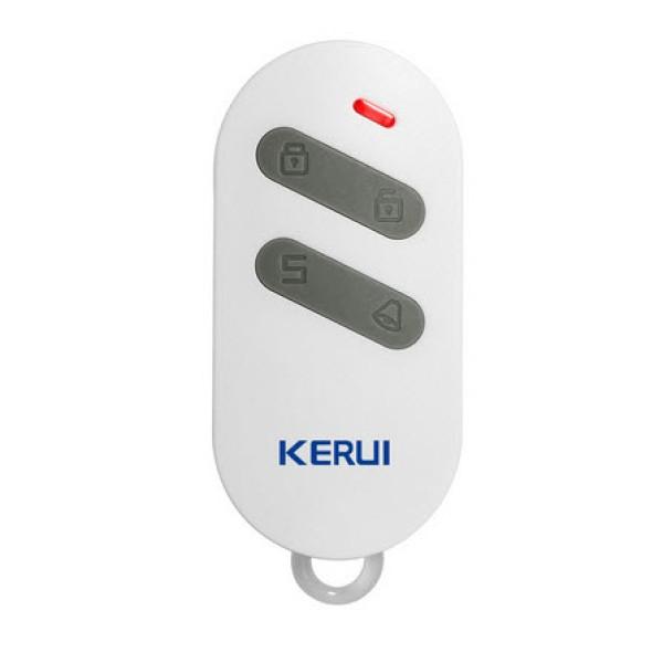 Νέο ασύρματο φορητό τηλεχειριστήριο υψηλής απόδοσης 4 κουμπιά για σύστημα συναγερμού KERUI
