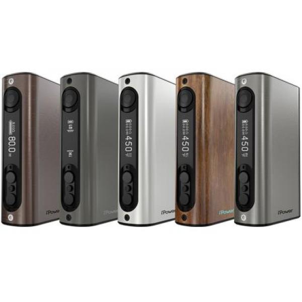 Επαναφορτιζόμενη Μπαταρία Eleaf iPower 80W kit