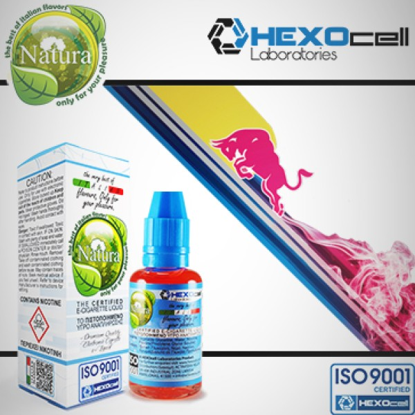 Red Bull-Eliquid Hexocell 30ml