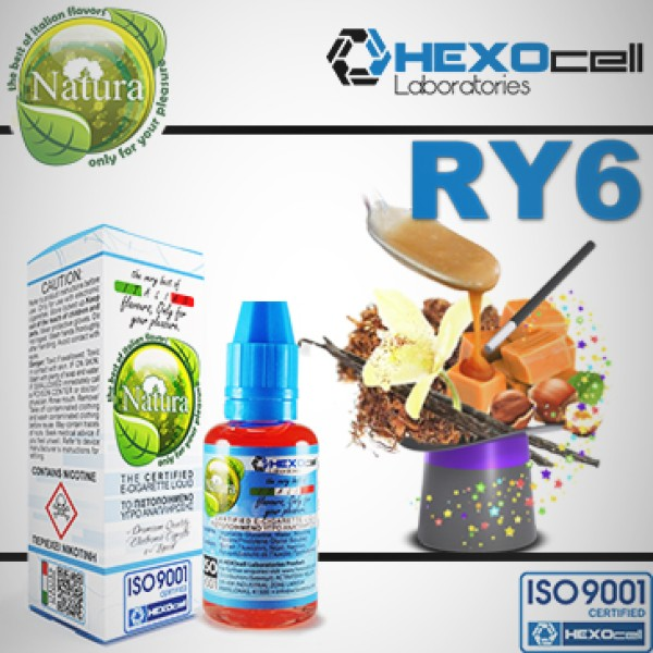 RY6-Eliquid Hexocell 30ml