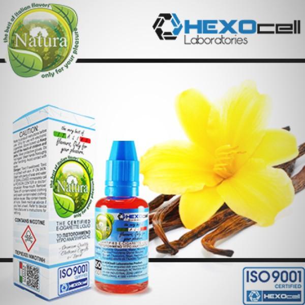Βανίλια-Eliquid Hexocell 30ml