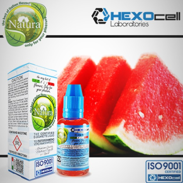 Καρπούζι-Eliquid Hexocell 30ml