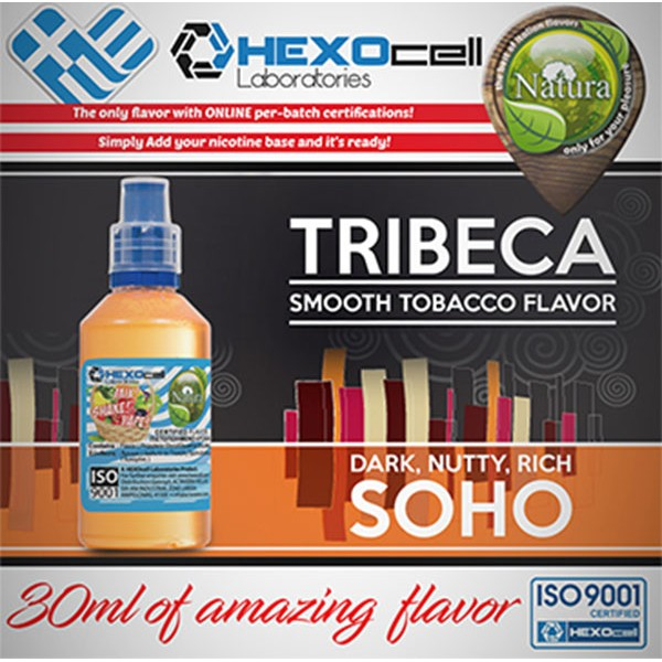 Tibeca Soho - MIX-SHAKE-VAPE - NATURA 30/60ML