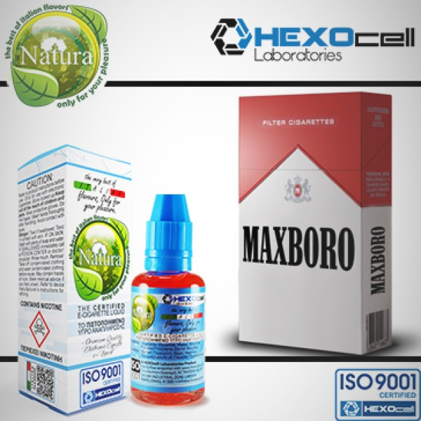 Maxboro-Eliquid Hexocell 30ml