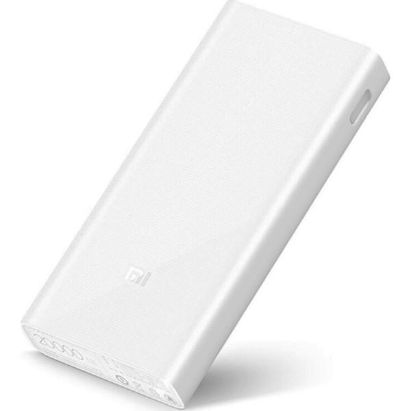 Xiaomi Mi Powerbank 20.000mAh 2C Quick Charge 3