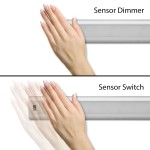 Φως ντουλάπας με αισθητήρα κίνησης χεριού LED STARPIE Dimmer